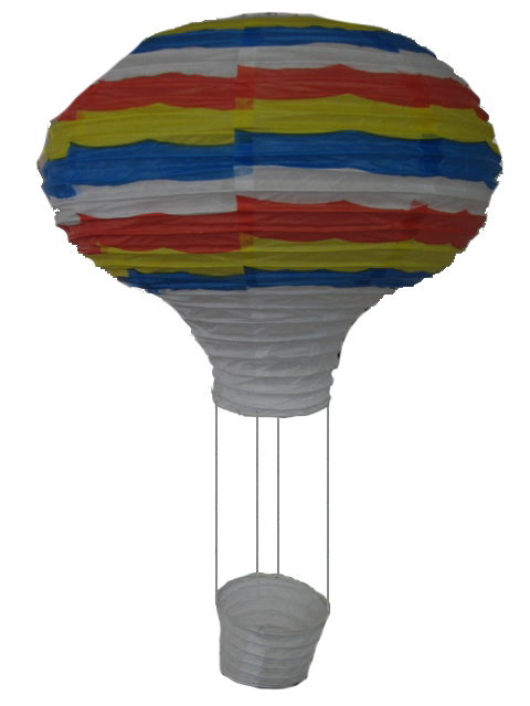 Paper lantern - Hot Air Balloon Design