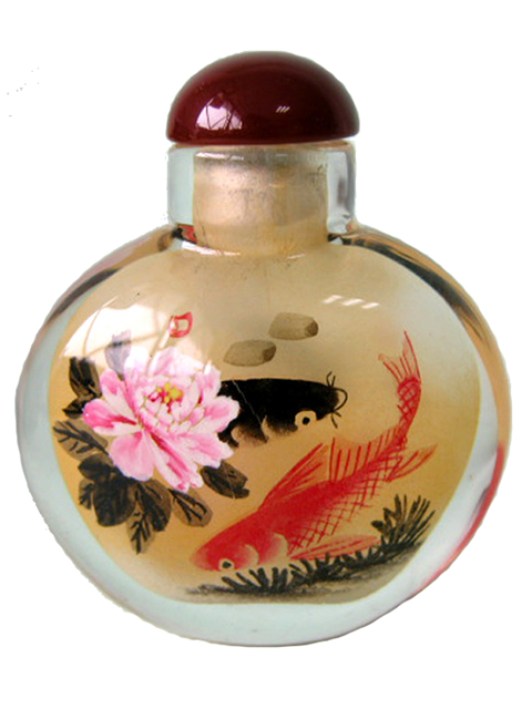 Small Bottle - Fish
