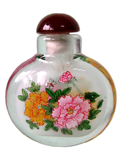 Small Bottle - Flowers 3