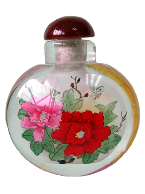 Small Bottle - Flowers 4