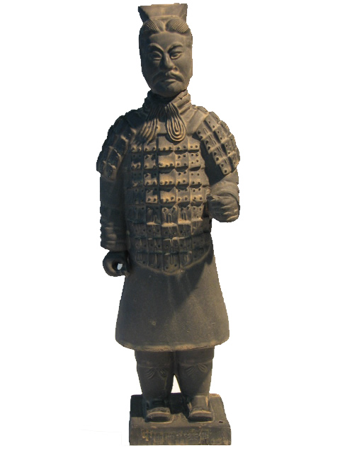 Entombed Warriors - 25 cm - Officer